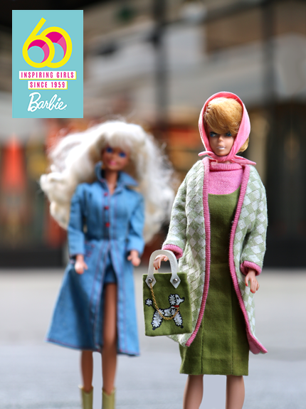 Barbie expo Speelgoedmuseum Mechelen